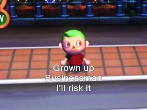 Animal Crossing City Folk Boy Hairstyles Youtube