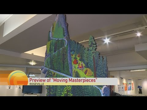 Moving Art Masterpieces