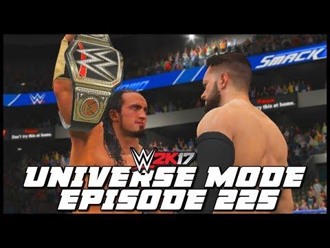 WWE 2K17 | Universe Mode - 'DON'T STOMP SNOOP!' | #225