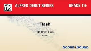 Flash!, by Brian Beck – Score & Sound