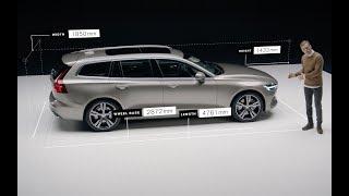 Clean Design In The New Volvo V60