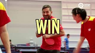 LaLiga4Sports Challenges: Tenis de mesa