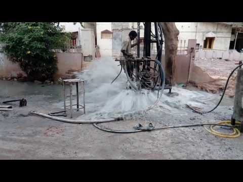 Bore well drilling Pnp construction
