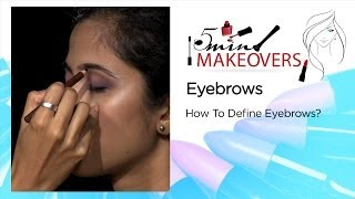 Learn How To Define Your Eyebrows || The Cloakroom Thumbnail