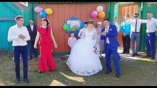 Деревенская Свадьба / Бул уземә генә / Как танцуют на татарской свадьбе