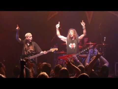 Anvil - Badass Rock N Roll, State Theatre, St. Petersburg, FL  3/17/2017