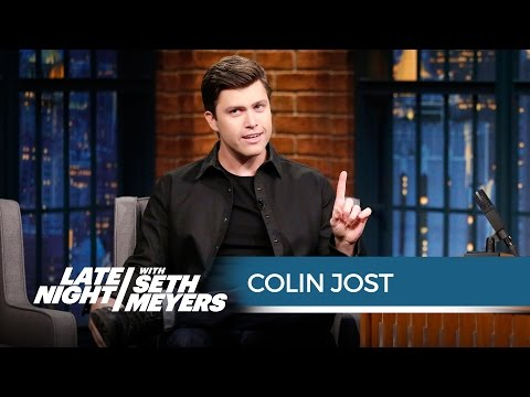 Colin Jost Claims That Larry David's Impression On 'SNL' Has Helped Bernie Sanders
