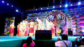 Inlay Dancing Troupe Part II