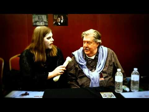 Darkest Jack Talks With Edward Herrmann at HorrorHound 2014