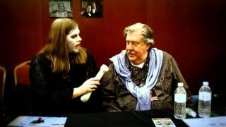 Darkest Jack Talks With Edward Herrmann At HorrorHound 2014