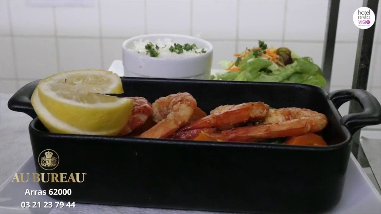 Au bureau arras restaurant arras restovisio.com youtube