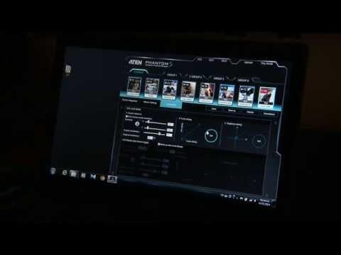 ATEN PHANTOM-S software advanced setting
