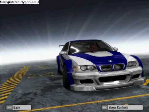 nfs prostreet the bmw m3 from most wanted youtube. Black Bedroom Furniture Sets. Home Design Ideas