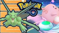Nincada zurück, Wadribie-Trick, Chaneira im Rauch-Event | Pokémon GO Deutsch #952