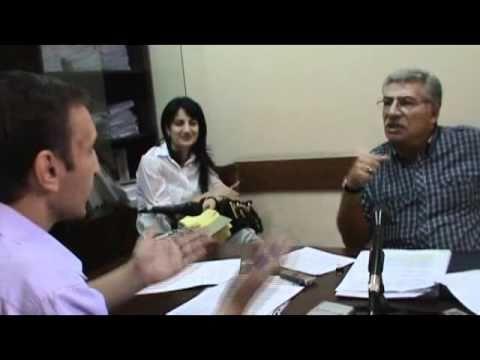 Armenian National Congress Member Tigran Arakelyan...