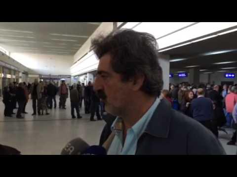 Αποτέλεσμα εικόνας για ΔΗΛΩΣΗ ΣΟΚ από τον Π. Πολάκη: «αν πουληθεί το Αεροδρόμιο Χανίων, εγώ θα ξαπλώσω στον αεροδιάδρομο»! (video)