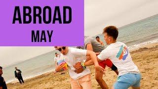 Abroad // May