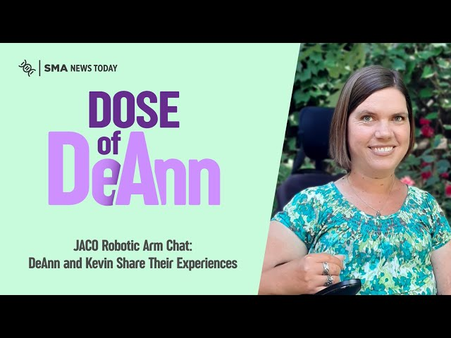 JACO Robotic Arm Chat: DeAnn and Kevin Share Their Experiences