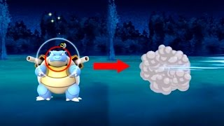 THIS DID NOT REALLY JUST HAPPEN! WILD BLASTOISE IN POKEMON GO! I Am TRIGGERED!