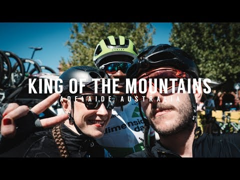 HE'S KING OF THE MOUNTAINS! - TOUR DOWN UNDER