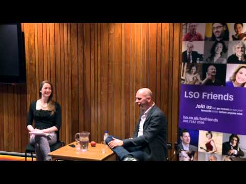 Clip: LSO Friends interview with Tim Hugh