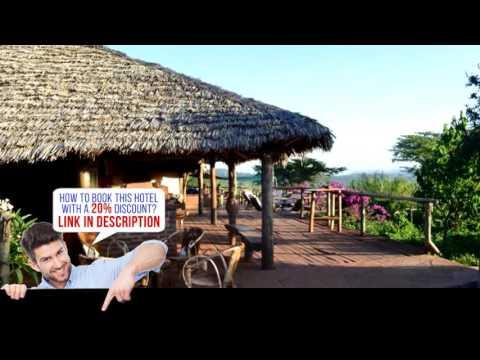 Rhotia Valley Tented Lodge and Children's Home, Karatu, Tanzania, HD Review
