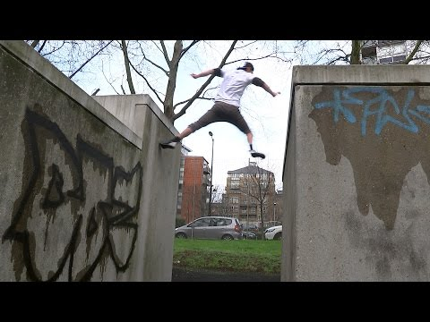 Parkour recognised as official sport in UK