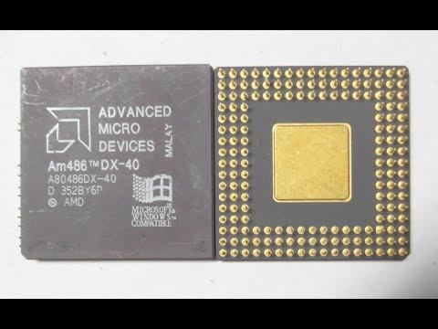 1kg AMD 486 ceramic CPUs GOLD yield