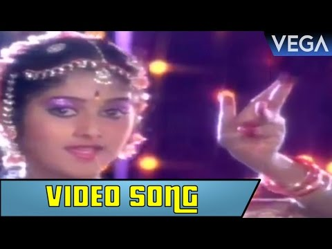 Tharaakaroopini Saraswathi Video Song || Sayam sandhya Movie Scenes