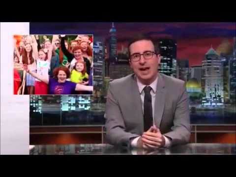 Thumbnail: John Oliver Describes Countries