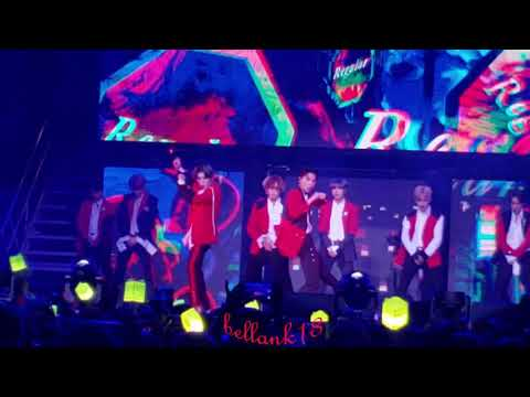 190423 (Regular+Wake Up+Baby Don't Like It) NCT127 New Jersery Neo City Tour USA -The Origin Mp3