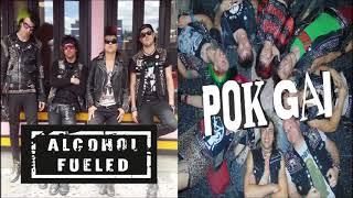 Pok Gai Vs Alcohol Fueled. 2 Songs [Street Punk Compilation]