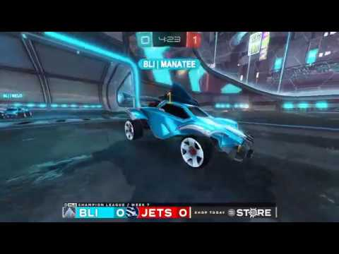 Blizzard vs Jets Champion League Week 7