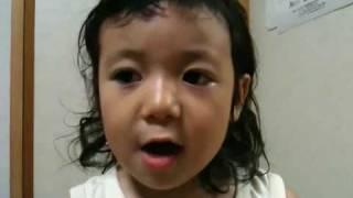 阿部真央さん大好きな三歳児です。