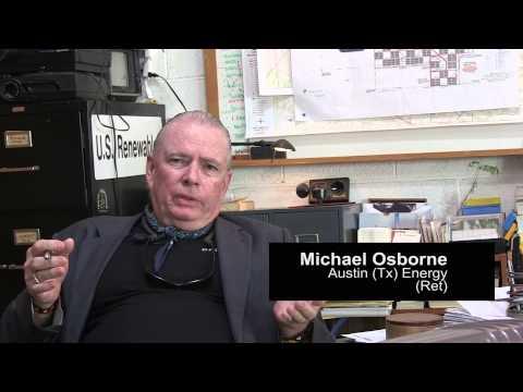 Michael Osborne on Predictable Renewable Energy