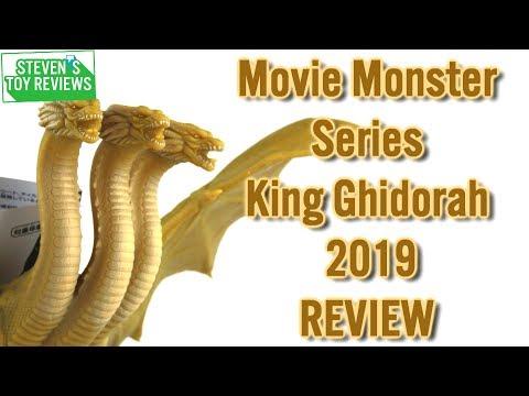 Banpresto-Godzilla 2019 Movie-King Ghidorah Figure