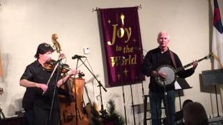 """Clinton Gregory Bluegrass Band - """"Orange Blossom Special"""""""