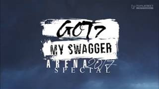 [170907] GOT7 ARENA SPECIAL 2017 'MY SWAGGER'