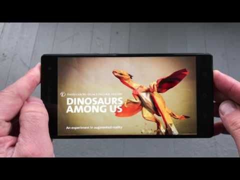 Video Tour: Lenovo Phab 2 Pro with Project Tango