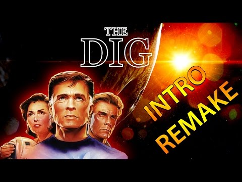 THE DIG - Intro remake 1080p/60fps.