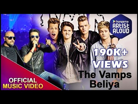 Vishal & Shekhar featuring The Vamps - Beliya | Official Music Video 2016