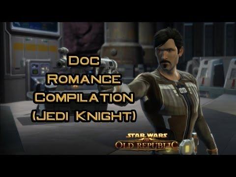 SWTOR: Doc Romance Compilation (Jedi Knight)