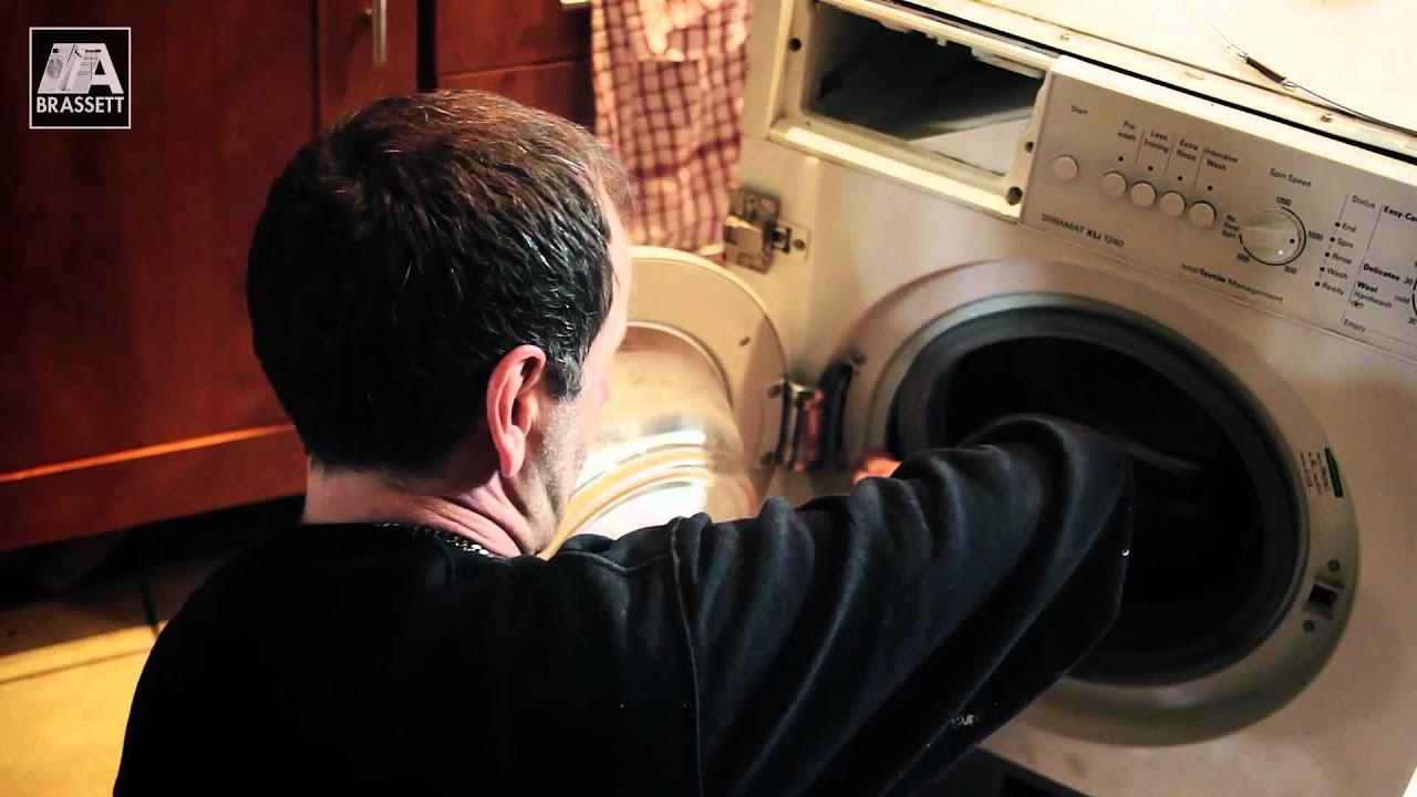 siemens washing machine repair worn carbon brushes beckenham