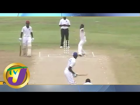 Papine High Makes History In Local School Boy Cricket - TVJ Prime Time Sports - May 6 2017