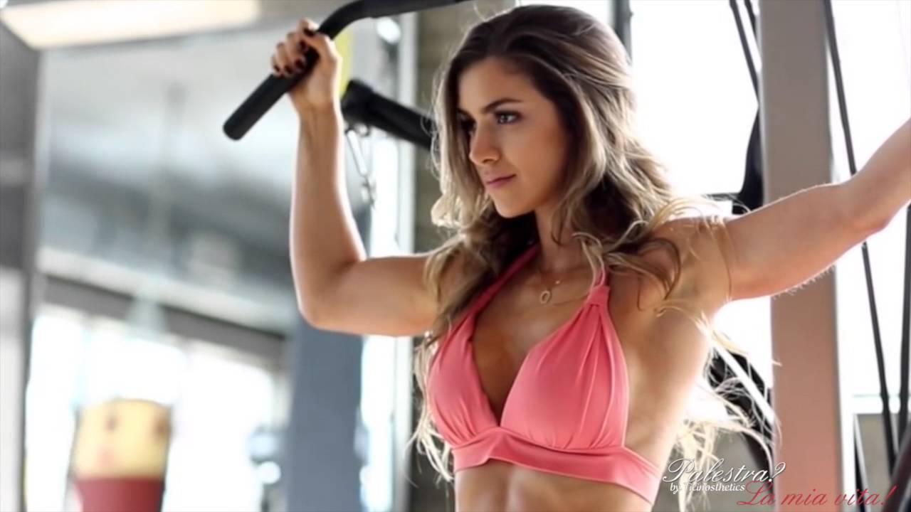 Anllela Sagra - Video Motivazionale (Female Fitness
