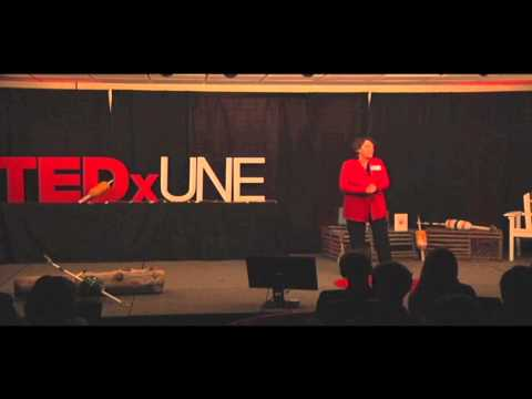 Lessons from the sea: Linda Greenlaw at TEDxUNE