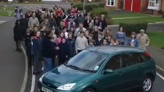 Ford Focus family car challenge - Clarkson's Car Years - BBC(In this clip Clarkson reviews the ford focus' vs the BMW 3 series. Which has the greatest potential as a family car? From the BBC., 2008-04-14T20:07:23.000Z)