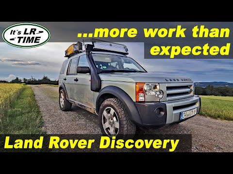 How to install a snorkel / Land Rover Discovery 3 / LR3 / LR4