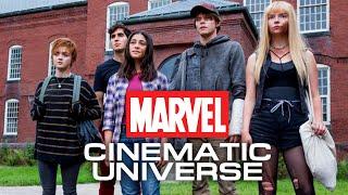DISNEY WEBSITE CONFIRMS NEW MUTANTS IN THE MCU!? X-Men Marvel Phase 4