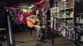 Sandy Alex G live at Repo Records